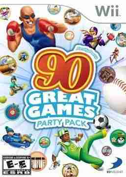 Descargar Family Party 90 Great Games Party Pack [MULTI5][WII-Scrubber] por Torrent